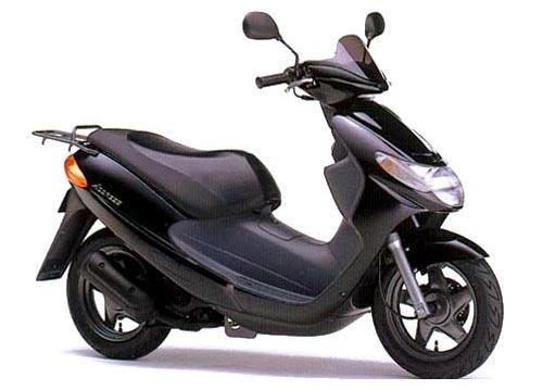 Схема скутера Suzuki Address