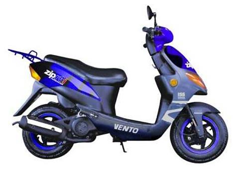 Схема проводки скутера Vento