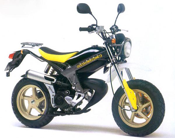 Схема скутера Suzuki Street