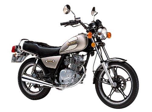 Детальная схема мотоцикла suzuki gn 125