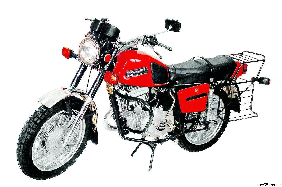 Схема проводки иж мотоциклов
