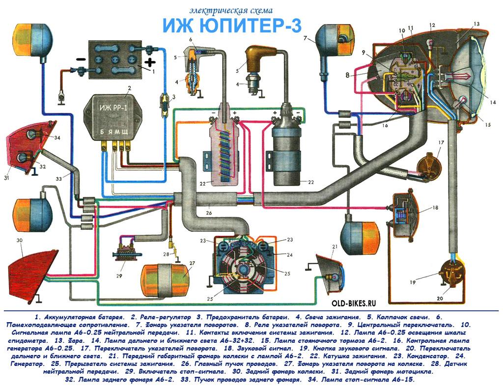 Генератор москвич 412 схема фото 950