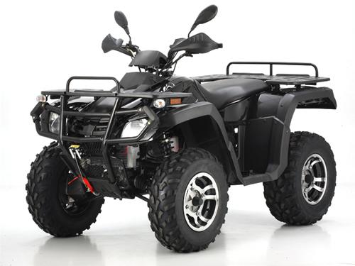Схема квадроцикла STELS ATV