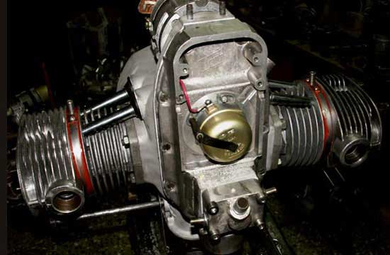 Схема двигателя мотоцикла Урал