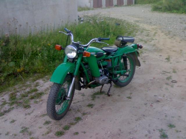 Урал м 67 мотоцикл схема