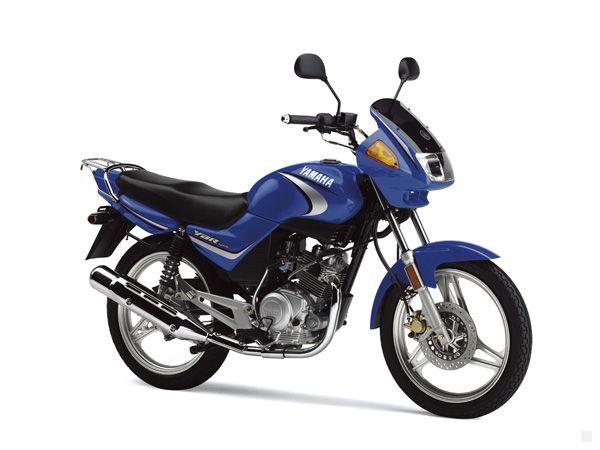 Ремонт мотоцикла Yamaha YBR125