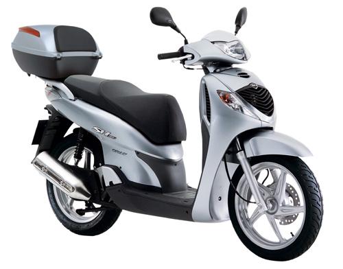 Электрическая схема Honda
